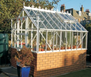 Kershaws garden Centre Elite Greenhouses