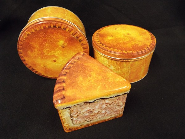 2 Pork Pie Tin at Kershaw's Garden Centre