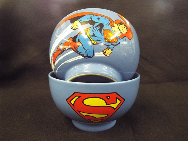 3 Superman Bowl at Kershaw's Garden Centre