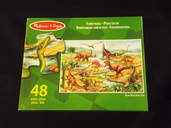 11 Dinosaur Jigsaw Christmas Gift Idea at Kershaw's Garden Centre-2