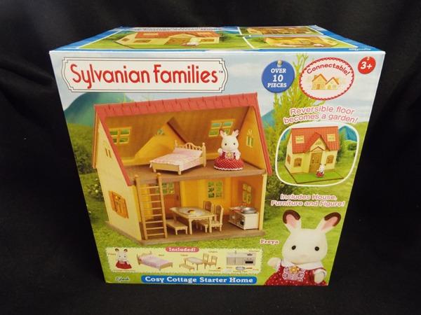 18 Sylvanian Famlies (2)