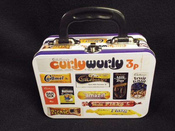 20 Cadbury's case
