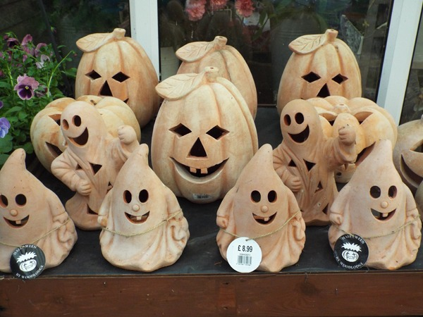 Halloween at Kershaw's Garden Centre-2