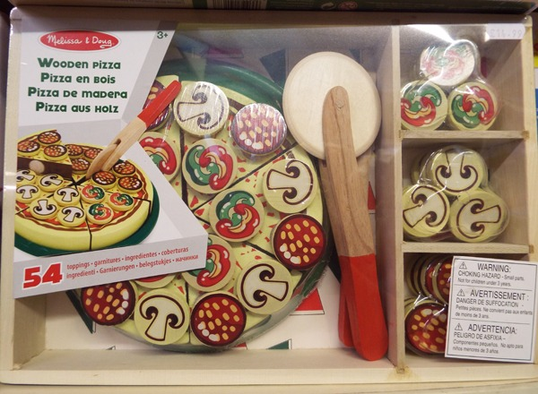 31 Melissa & Doug Pizza Set at Kershaw's GC