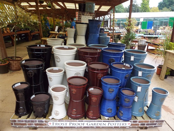 34 Heritage Pots at Kershaw's GC