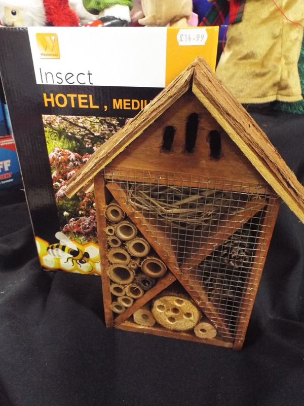 51 Insect Hotel at Kershaw's GardenCentre