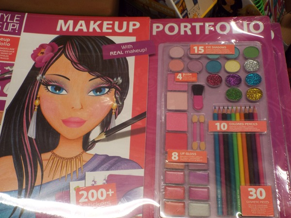 52 Make up Portfolio at Kershaw's Garden Centre