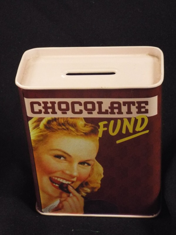 53 Chocolate Money Box