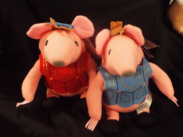 54 Microwaveable Clangers